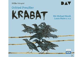 Otfried Preussler - Krabat - (CD)