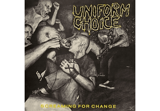 Uniform Choice - Screaming For Change - (Vinyl)