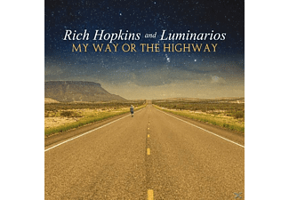 Rich Hopkins, Luminarios - My Way Or The Highway (Doppelvinyl+CD) - (LP + Bonus-CD)