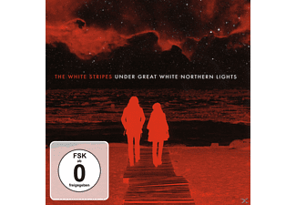 The White Stripes - Under Great White Northern Lights - (CD + DVD Video)