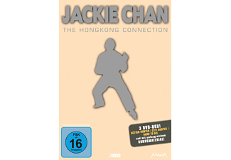 Jackie Chan - The Hongkong Connection Box - (DVD)