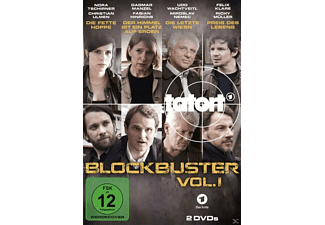 001 - Tatort Blockbuster - (DVD)
