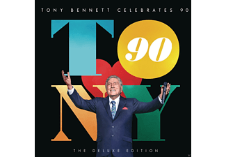 Tony Bennett - Tony Bennett Celebrates 90: The Deluxe Edition - (CD)