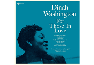Dinah Washington - For Those in Love (HQ) (Vinyl LP (nagylemez))