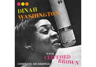 Dinah Washington & Clifford Brown - Complete Recordings (CD)