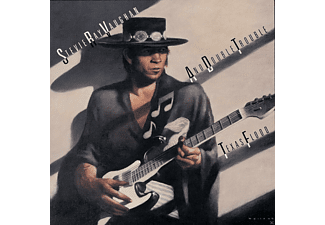 Stevie Ray Vaughan, Double Trouble - Texas Flood - (Vinyl)