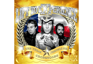 Lift To Experience - The Texas-Jerusalem Crossroads - (CD)