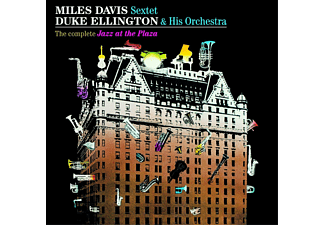 Miles Davis Sextet, Duke Ellington & His Orchestra - Complete Jazz at the Plaza (CD)
