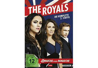 The Royals 2.Staffel - (DVD)