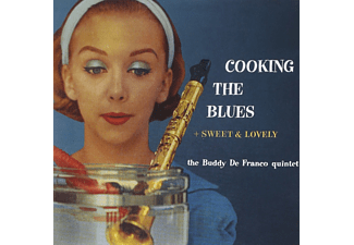 Buddy De Franco - Cooking the Blues / Sweet & Lovely (CD)
