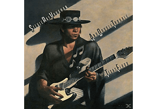 Stevie Ray Vaughan And Double Trouble - Texas Flood - (Vinyl)