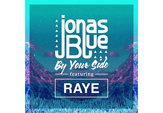 Jonas Blue, Raye - By Your Side (2-Track) - (5 Zoll Single CD (2-Track))
