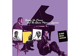 Buddy De Franco - And the Oscar Peterson Quartet (CD)