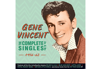 Gene Vincent - The Complete Singles As & Bs 1956-62 - (CD)