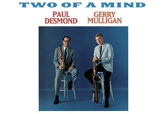 Paul Desmond, Gerry Mulligan - Two of a Mind (CD)