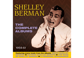 Shelley Berman - The Complete Albums 1959-61 - (CD)