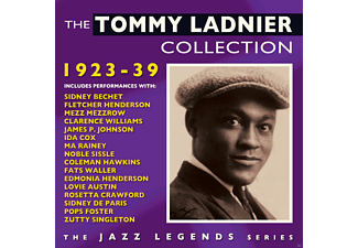 Tommy Ladnier, Various - The Tommy Ladnier Collection - (CD)