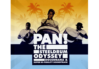 P.A.N. - PAN! The Steeldrum Odyssey [CD + DVD Video]