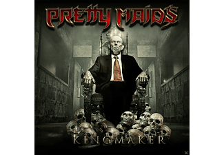 Pretty Maids - Kingmaker (Ltd.Gatefold/Grey Vinyl/180 Gramm) - (Vinyl)