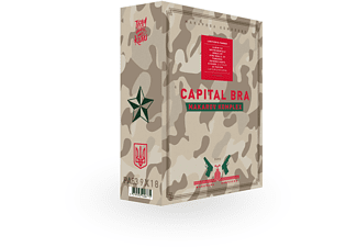 Capital Bra - Makarov Komplex (Ltd.Box Edt.) - (CD)