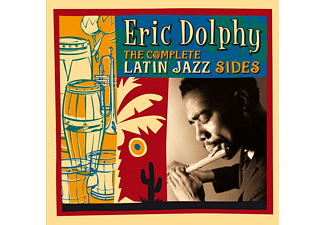 Eric Dolphy - The Complete Latin Jazz Sides (CD)