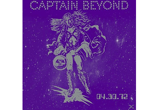 Captain Beyond - 04.30.72 - (Vinyl)