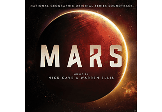 Nick Cave, Warren Ellis - Mars - (CD)