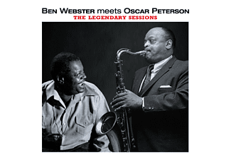 Ben Webster, Oscar Peterson - The Legendary Sessions (CD)
