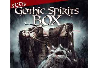 VARIOUS - Gothic Spirits Box [CD]