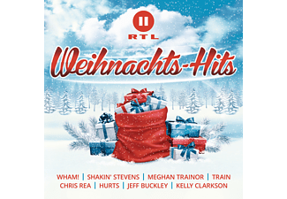 VARIOUS - RTL II Pop Giganten Weihnachten [CD]