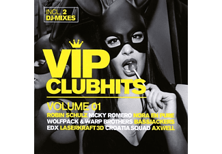 VARIOUS - VIP Club Hits Vol.1 [CD]