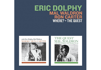 Eric Dolphy, Mal Waldron, Ron Carter - Where ? + The Quest (CD)