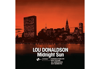 Lou Donaldson - Midnight Sun (Limited, High Quality Edition) (Vinyl LP (nagylemez))