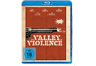 In a Valley of Violence - (Blu-ray)