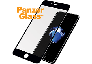 PANZERGLASS Premium iPhone 7 Plus Zwart