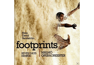 Malmo Opera Orchestra - Footprints [CD]