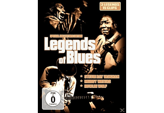 Legends Of Blues - (DVD)