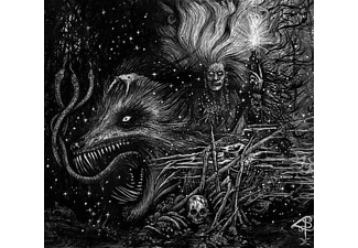 Grafvitnir - Obeisance To A Witch Moon - (CD)