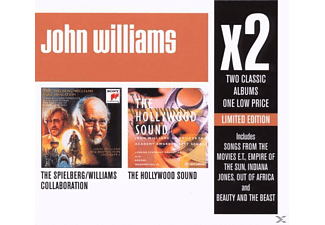 John & Boston Pops Orchestra Williams - x2 (Spielberg-Williams Collaboration/Hollywood Sou - (CD)
