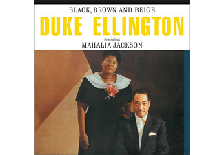 Duke Ellington, Mahalia Jackson - Black, Brown and Beige (CD)