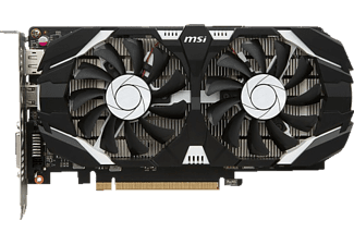 MSI GeForce GTX 1050 OC 2GB (V809-2286R), NVIDIA, Grafikkarte