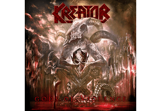 Kreator - Gods Of Violence (Digipak) (CD + Blu-ray)