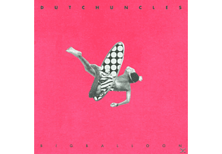 Dutch Uncles - Big Balloon - (CD)