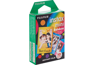 FUJIFILM Instax Mini Rainbow WW1, Instant Film