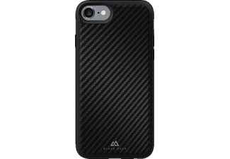 BLACK ROCK Real Carbon iPhone 7/6s/6 Zwart