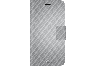 BLACK ROCK Flex Carbon Portfolio iPhone 7/6s/6 Zilver