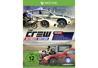The Crew - Ultimate Edition [Xbox One]