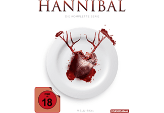Hannibal, Staffel 1 - 3 - (Blu-ray)