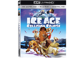 Ice Age: Scratattack 4K Ultra HD Blu-ray