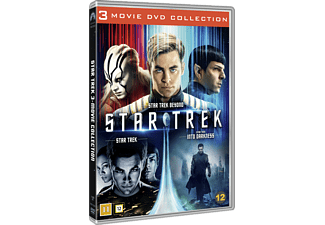 Star Trek 3 Movie Collection Science Fiction DVD